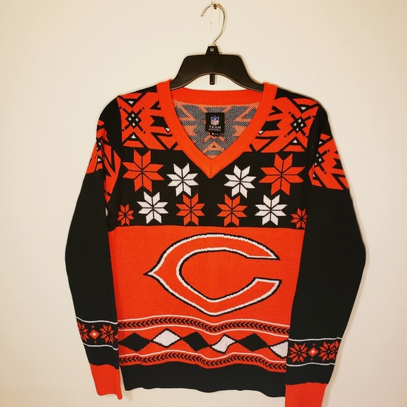 new style 55ab4 28f43 NFL Chicago Bears Ugly Christmas Sweater